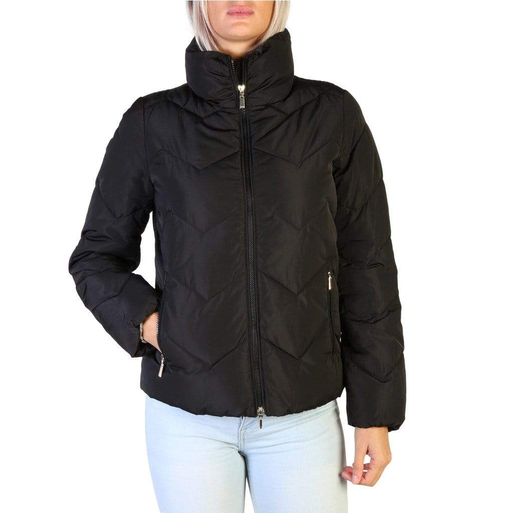Geox Clothing Jackets black / 44 Geox - ANNYA