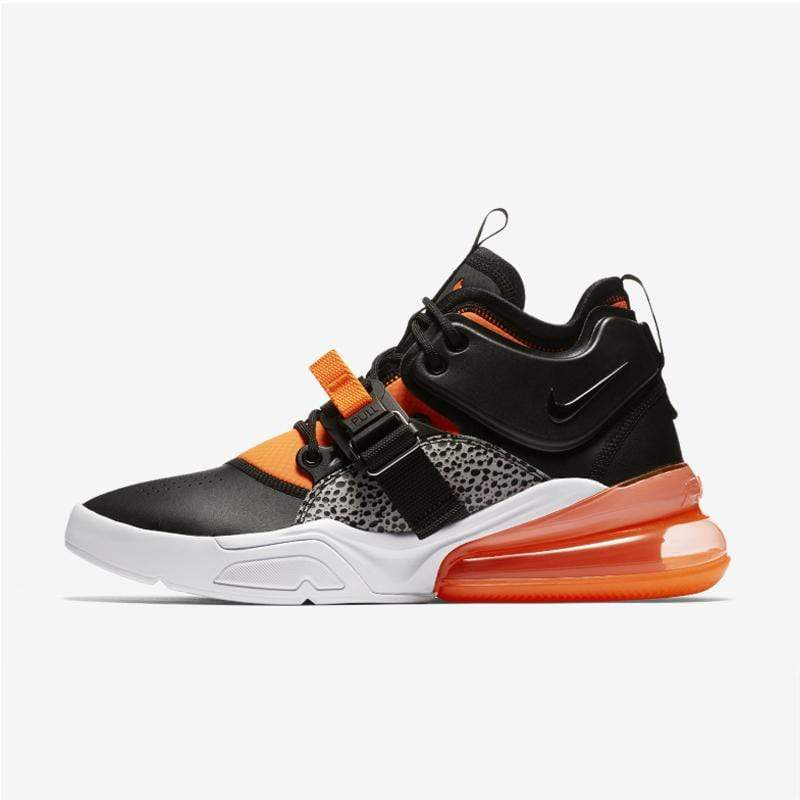 Italians Made AH6772 -004 / 40.5 Nike Air Force 270 QS PRPL Men Running Shoes Original Breathable Outdoor Sports Sneakers Air Max 270 #AQ1000 /AH6772