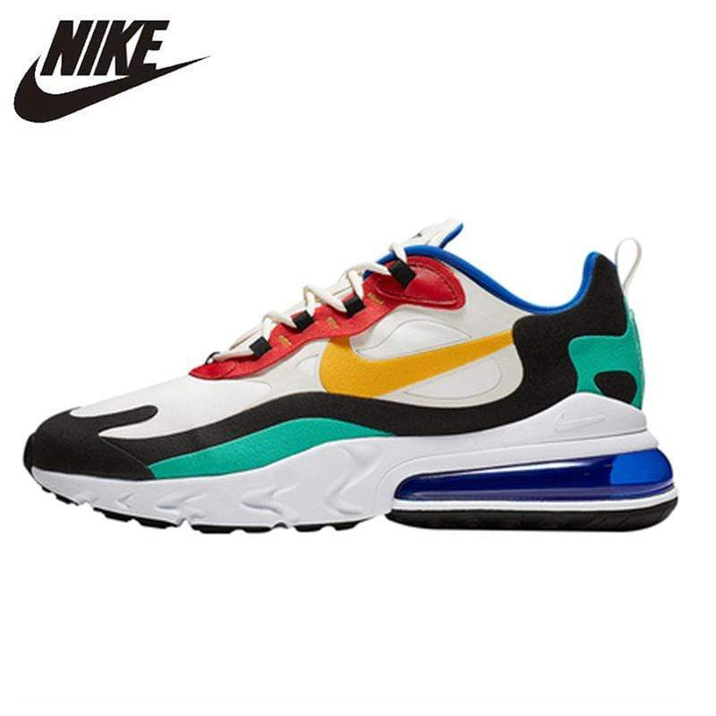 Italians Made AO4971-002 / 40.5 Nike Air Max 270 Sneakers Original New Arrival Men Running Shoes Breathable Comfortable Sneakers #AO4971