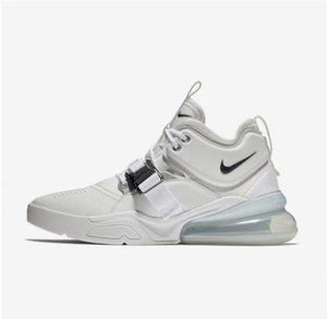 Italians Made AQ1000-001 / 40.5 Nike Air Force 270 QS PRPL Men Running Shoes Original Breathable Outdoor Sports Sneakers Air Max 270 #AQ1000 /AH6772