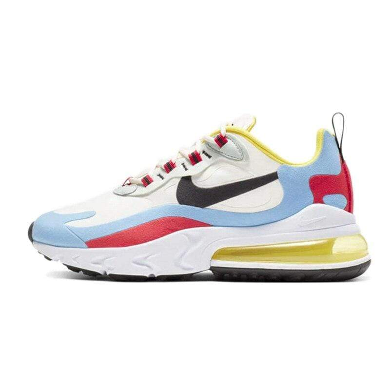 Italians Made AT6174-002 / 40.5 Nike Air Max 270 Sneakers Original New Arrival Men Running Shoes Breathable Comfortable Sneakers #AO4971