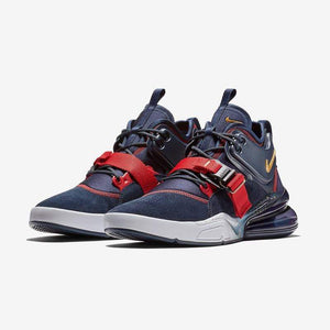 Italians Made Nike Air Force 270 QS PRPL Men Running Shoes Original Breathable Outdoor Sports Sneakers Air Max 270 #AQ1000 /AH6772
