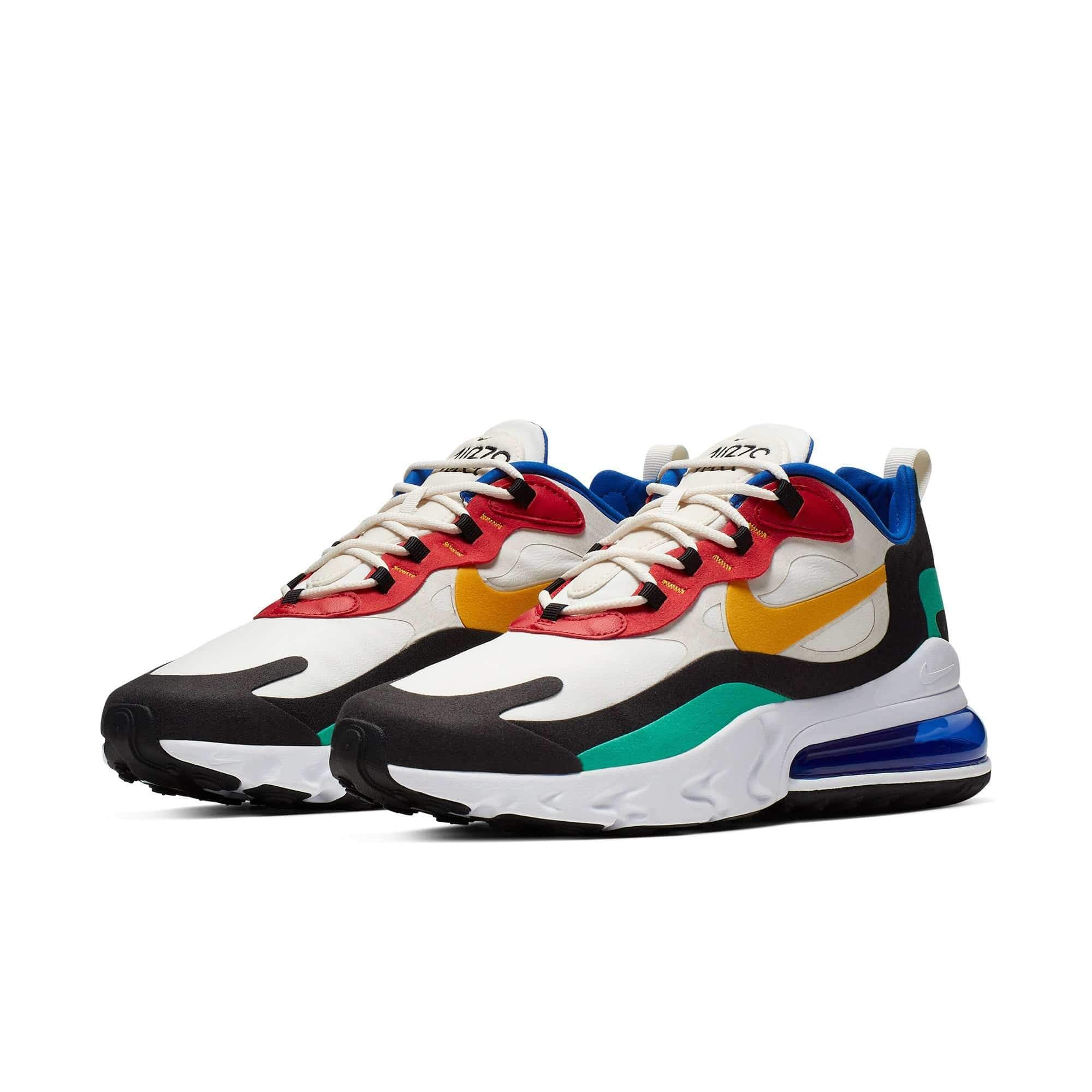 Italians Made Nike Air Max 270 Sneakers Original New Arrival Men Running Shoes Breathable Comfortable Sneakers #AO4971