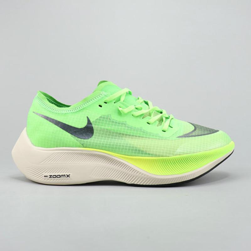 Italians Made NIKE ZOOMX VAPORFLY NEXT Men and Women Shoes Foam Cushioning Running Shoes Marathon Breathable Mesh Material Size 36-44