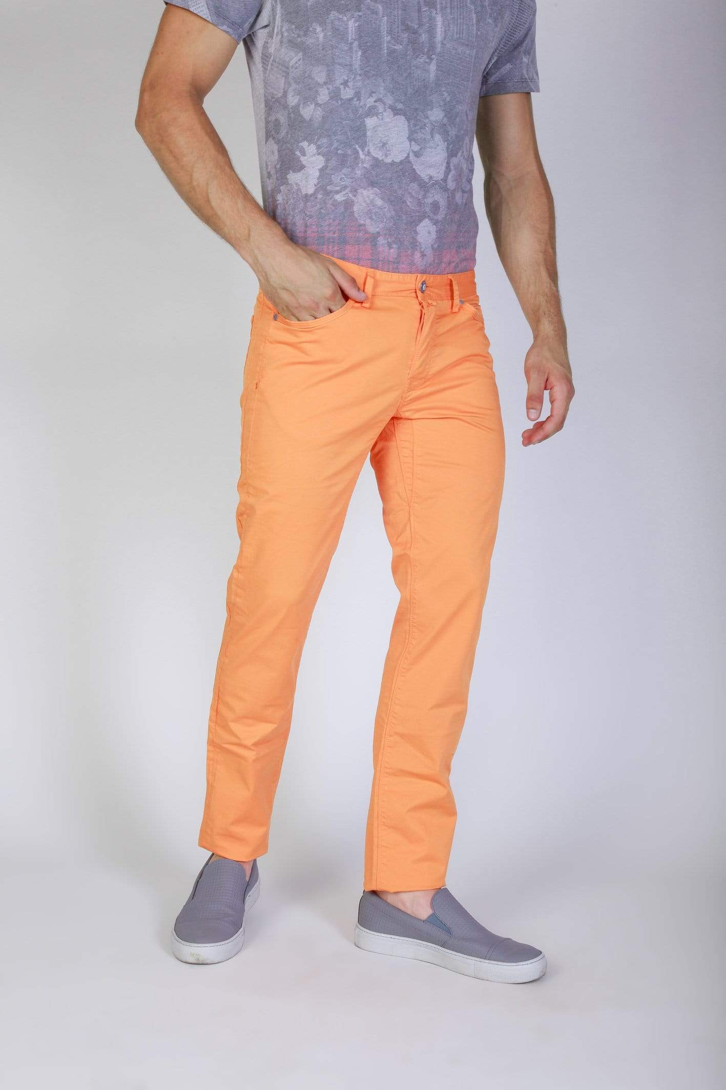 Jaggy Clothing Trousers orange / 29 Jaggy - J1883T812-Q1