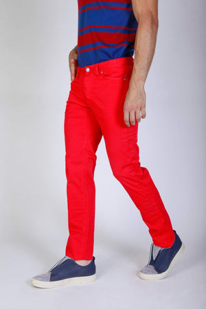 Jaggy Clothing Trousers red / 29 Jaggy - J1883T812-Q1