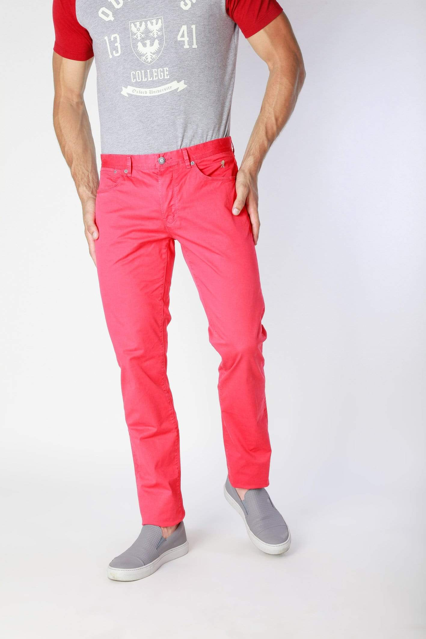 Jaggy Clothing Trousers red / 30 Jaggy - J1551T812-1M