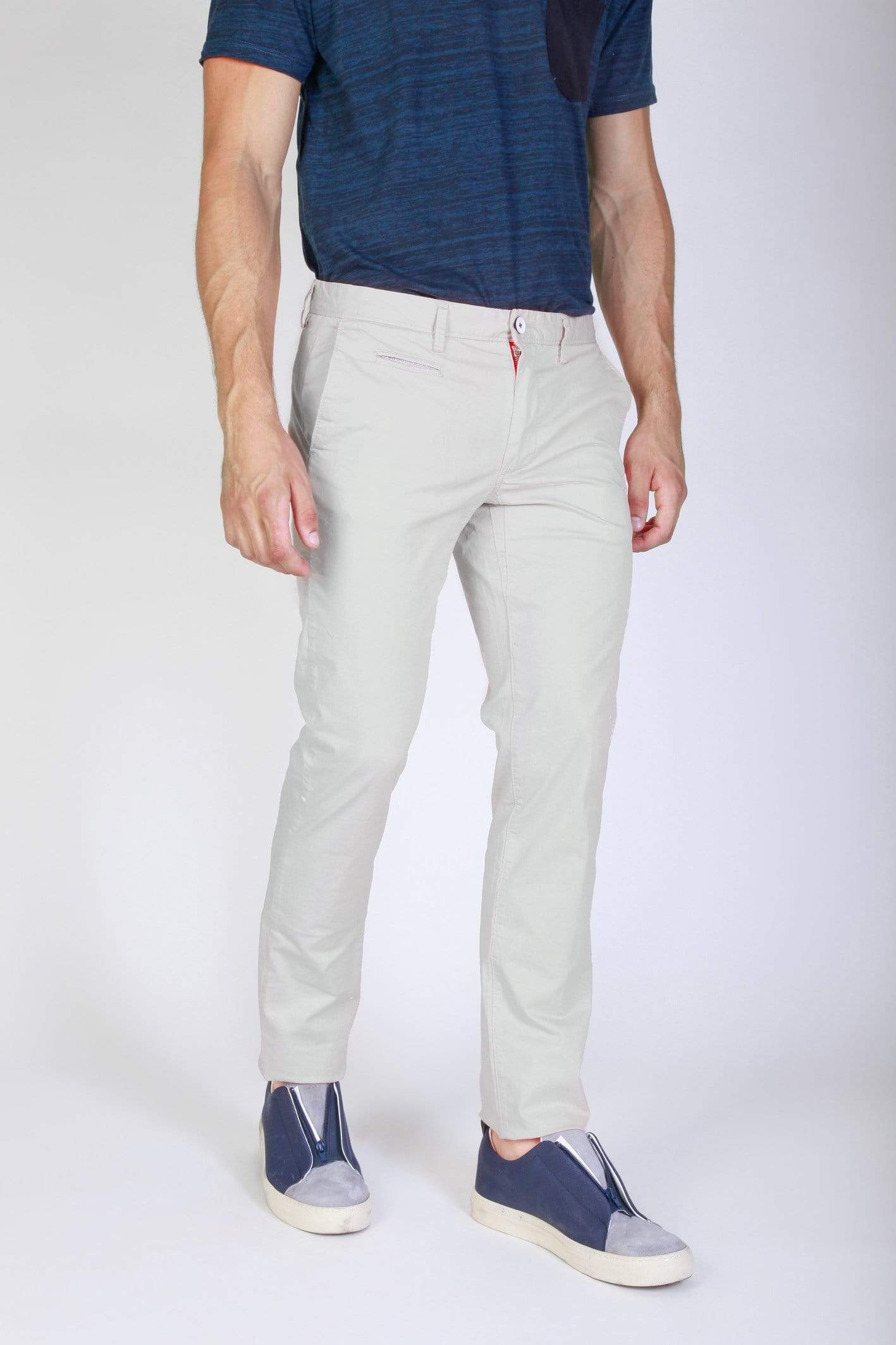 Jaggy Clothing Trousers white / 40 Jaggy - J1683T812-1M