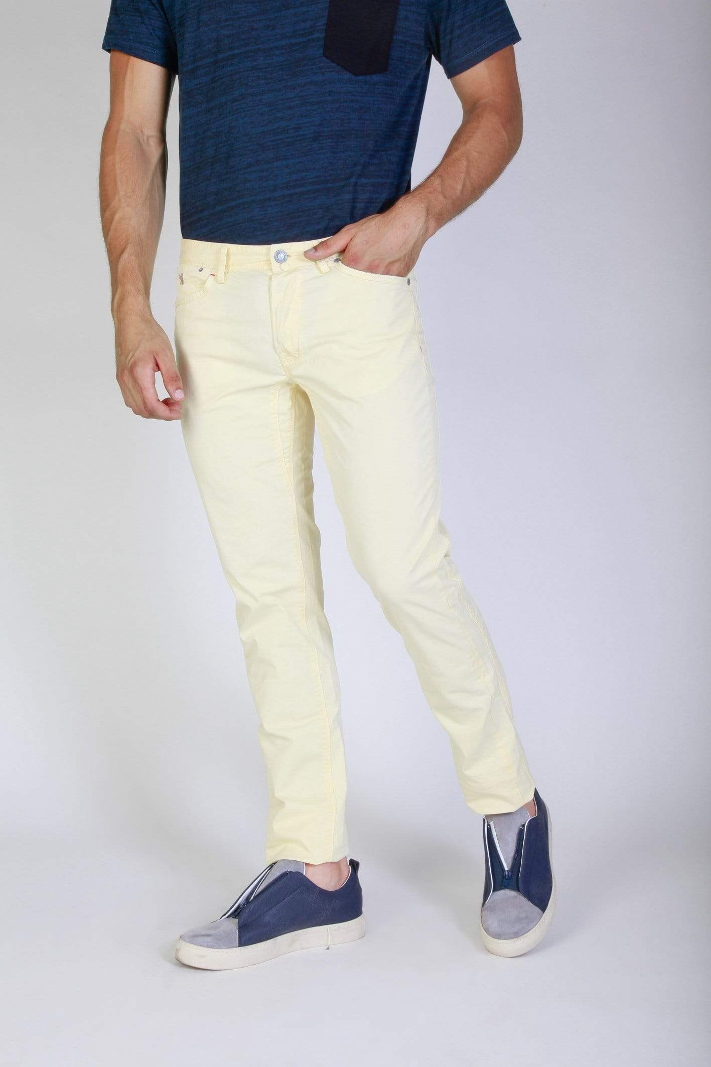 Jaggy Clothing Trousers yellow / 29 Jaggy - J1883T812-Q1