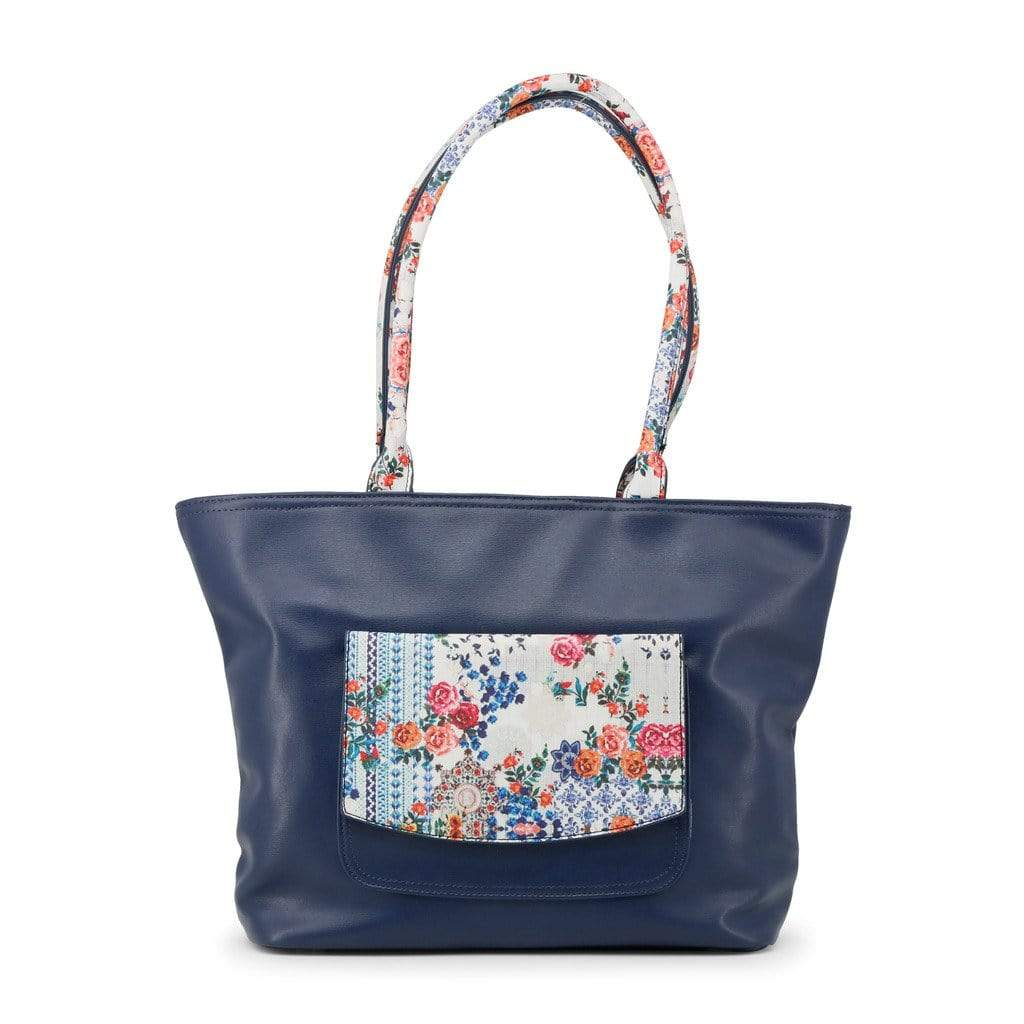 Laura Biagiotti Bags Shopping bags blue / NOSIZE Laura Biagiotti - LB18S258-3