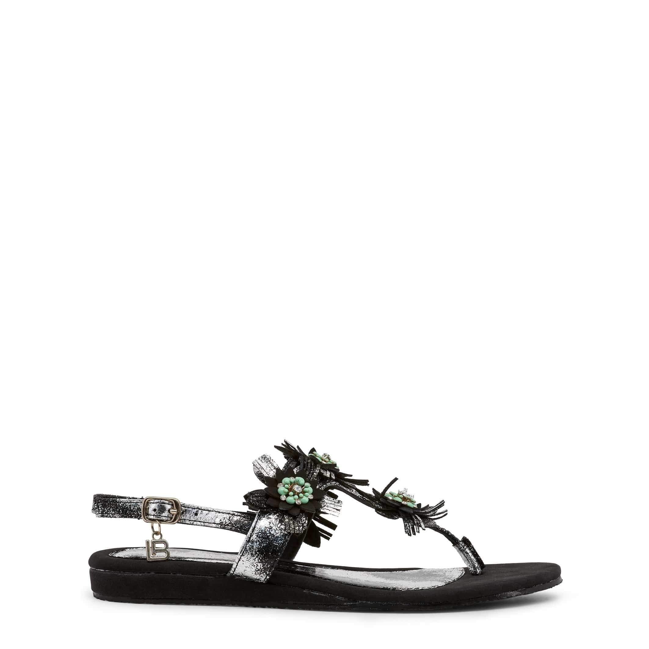 Laura Biagiotti Shoes Sandals black / EU 36 Laura Biagiotti - 717_SPECIALNABUK