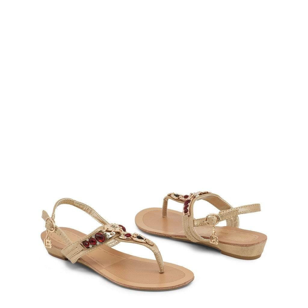 Laura Biagiotti Shoes Sandals Laura Biagiotti - 713_METAL
