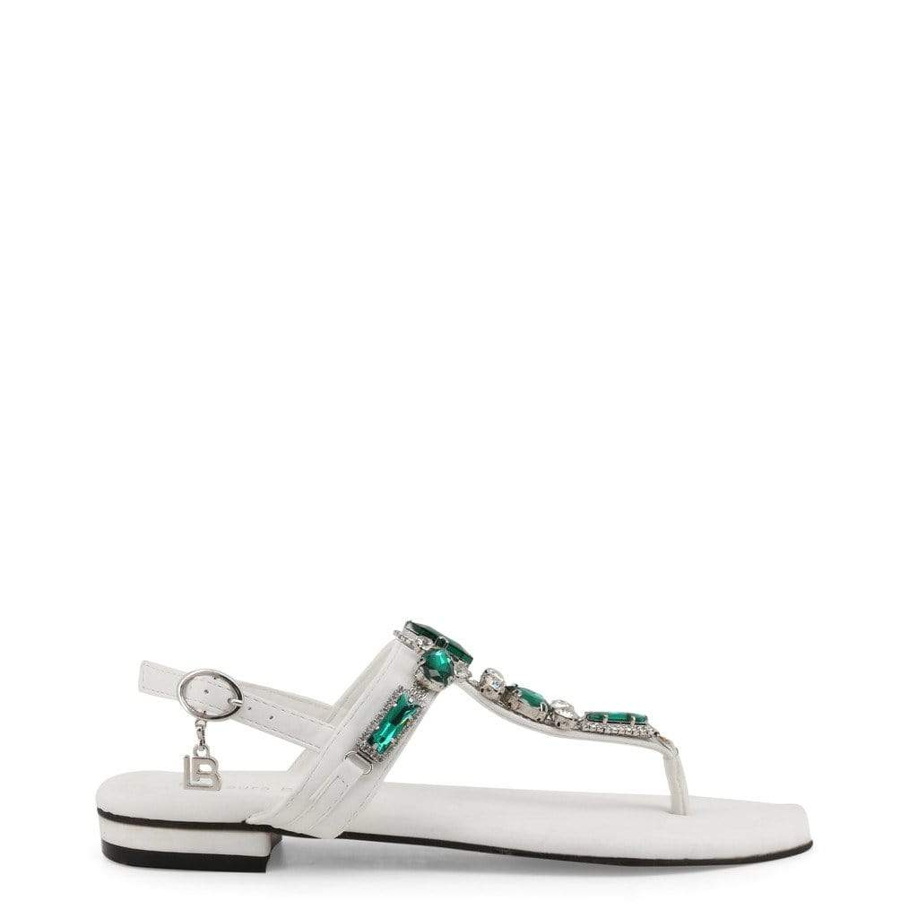 Laura Biagiotti Shoes Sandals white / EU 36 Laura Biagiotti - 5567