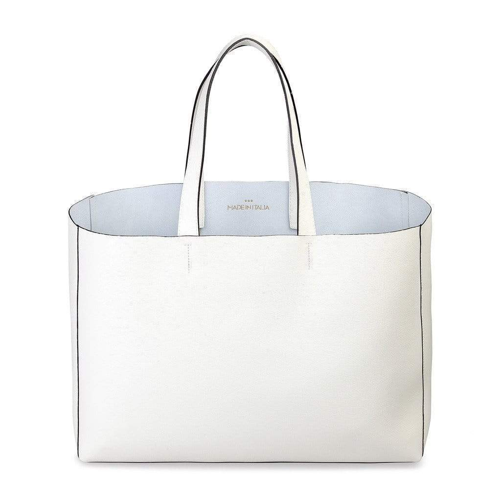 Made in Italia Bags Shopping bags white / NOSIZE Made in Italia - LUCREZIA