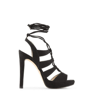 Made in Italia Shoes Sandals black / 36 Made in Italia - FLAMINIA