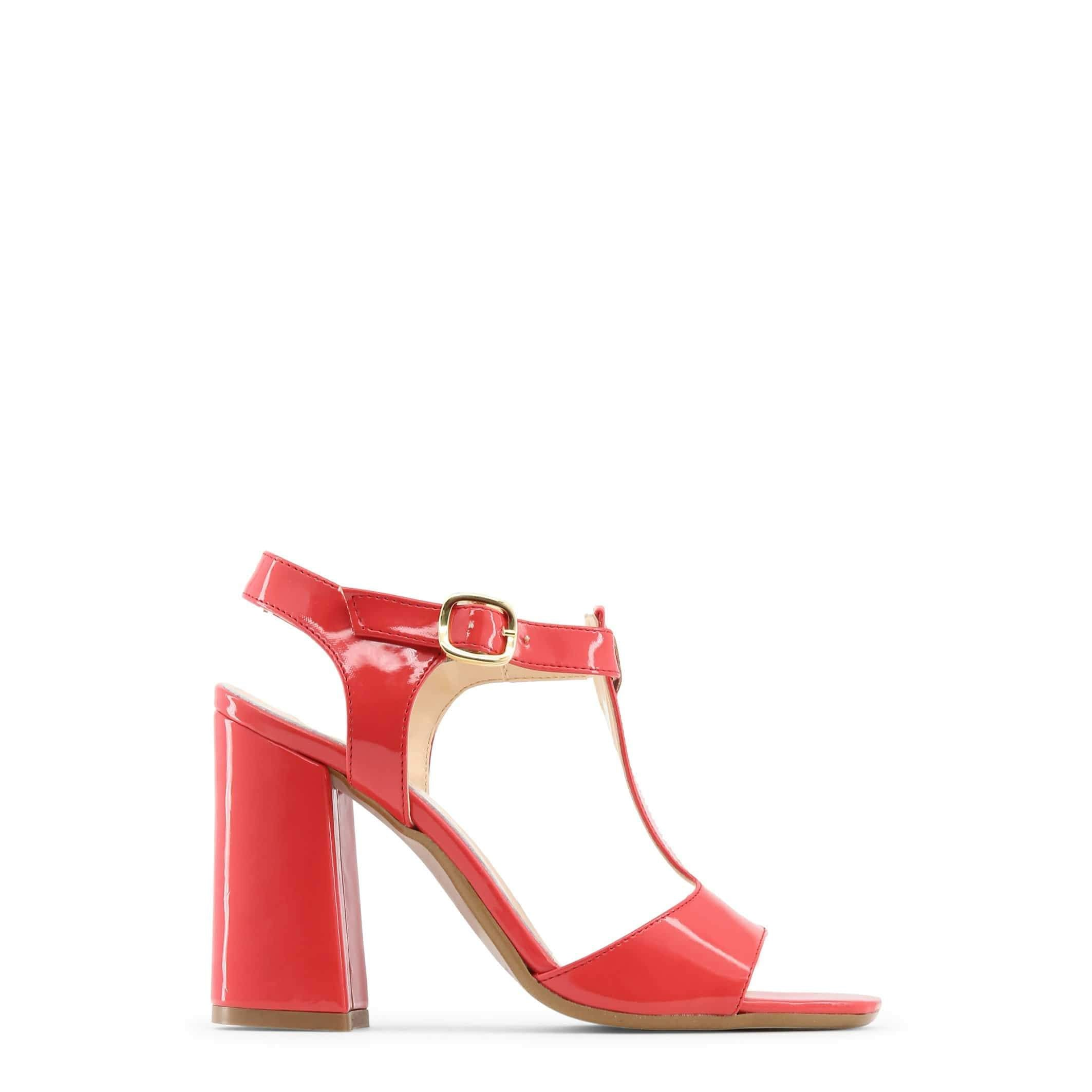 Made in Italia Shoes Sandals red / 36 Made in Italia - ARIANNA