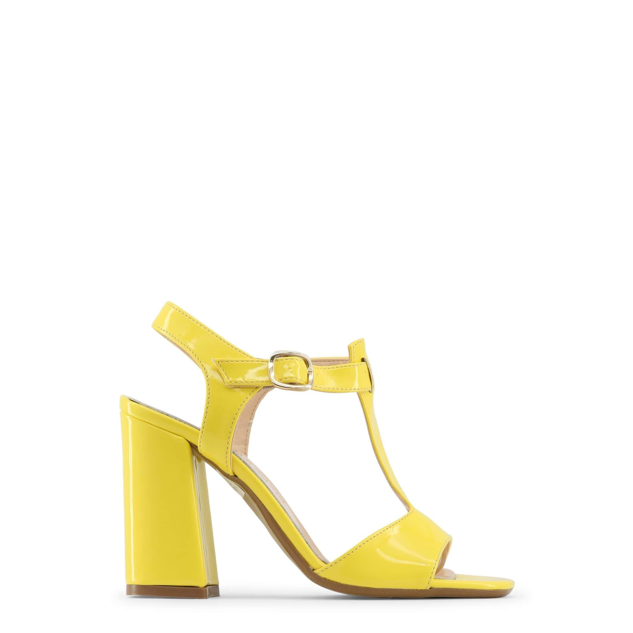 Made in Italia Shoes Sandals yellow / 36 Made in Italia - ARIANNA