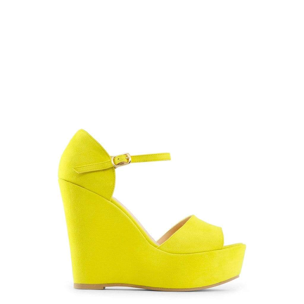 Made in Italia Shoes Wedges yellow / 36 Made in Italia - BENIAMINA