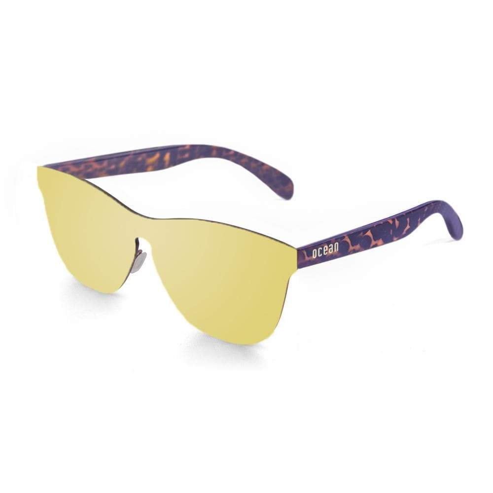 Ocean Sunglasses Accessories Sunglasses yellow / NOSIZE Ocean Sunglasses - FLORENCIA