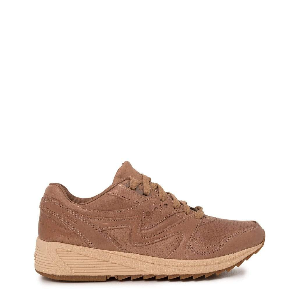Saucony Shoes Sneakers brown / EU 46.5 Saucony - GRID8000_S70313