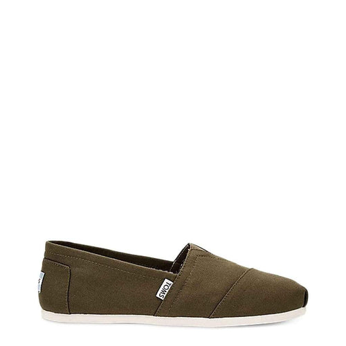 TOMS Shoes Slip-on green / US 8.5 TOMS - CANVAS-ALPR-ESP_10008363