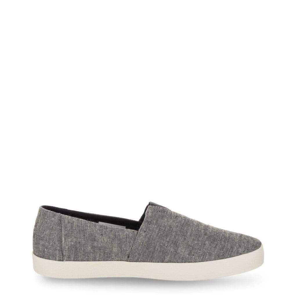 TOMS Shoes Slip-on grey / US 8.5 TOMS - CHAMBRAY-BF_10011000