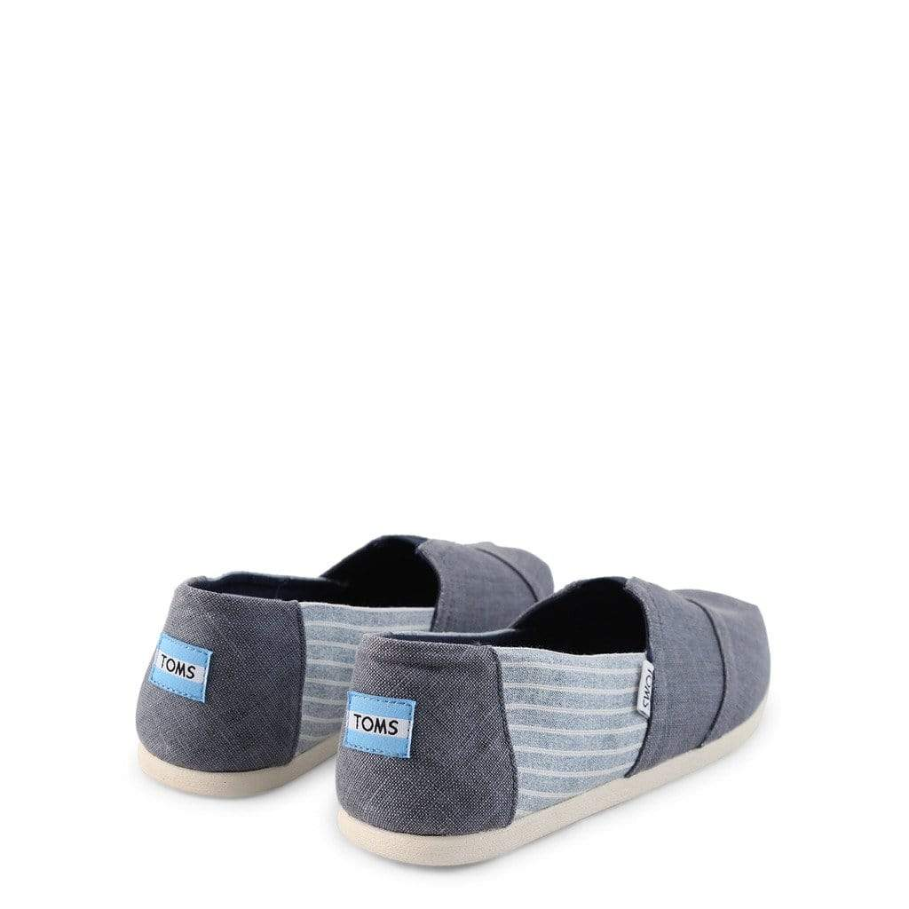 TOMS Shoes Slip-on TOMS - DEEP-OCEAN-LINEN