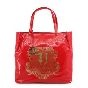 Trussardi Bags Shopping bags red / NOSIZE Trussardi - 75B01VER