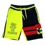 Elite Kids Fleece Short Sets  ( Drip ) - BLVD
