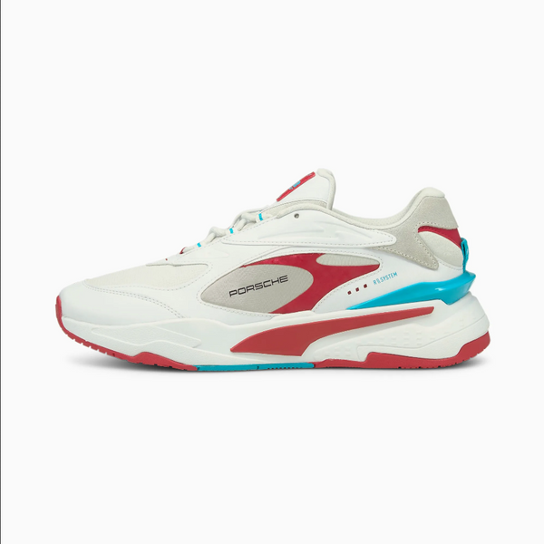 Puma X  Porsche Legacy RS-Fast Men's Sneakers White - BLVD