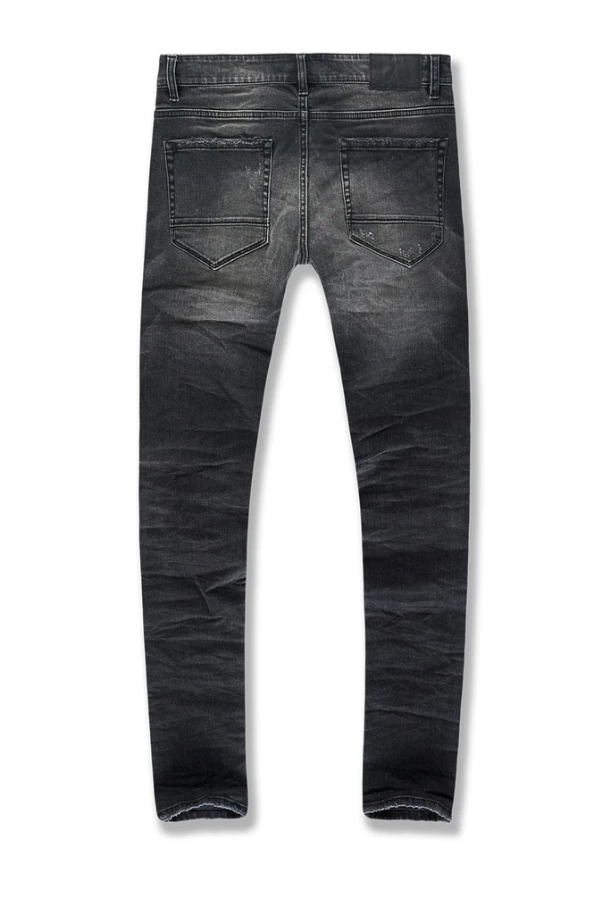 Jordan Craig Men's Sean - Abyss Denim (Black Shadow) - BLVD