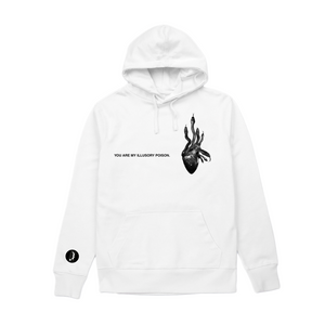 """MY ILLUSORY POISON"" HOODIE"