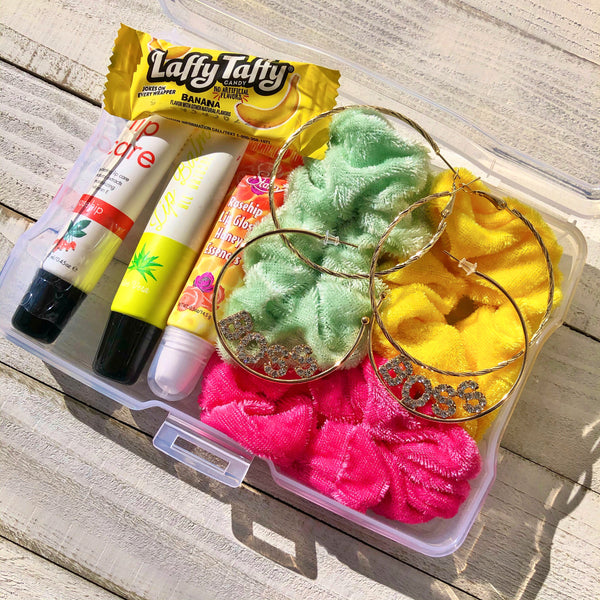YELLOW, GREEN & PINK BUNDLE 💐