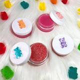 Sour Gummy Bears Lip Scrub Kit