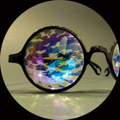 Kaleidoscope Glasses by Future Eyes