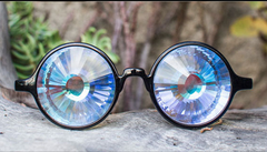 Portal Kaleidoscope Glasses by Future Eyes