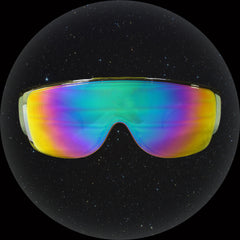Space Face Sunglasses