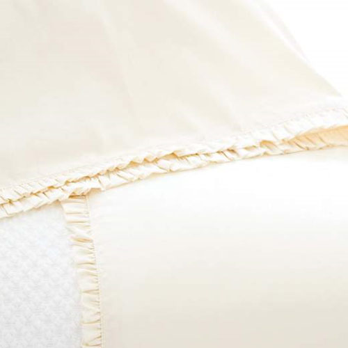 Luna Ruffle Sheet Set
