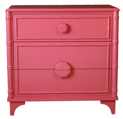 Bahama Three Drawer Chest