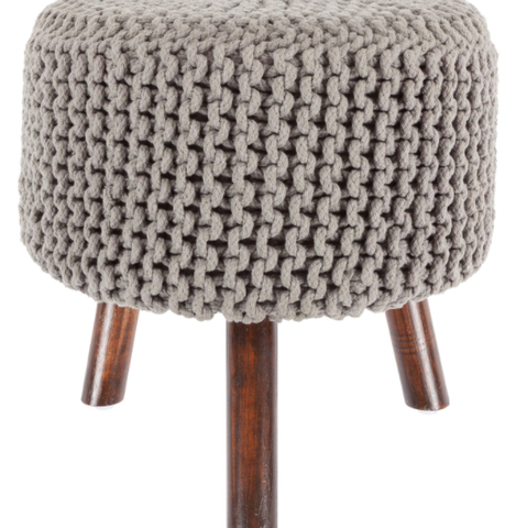Nelly Stool in Gray