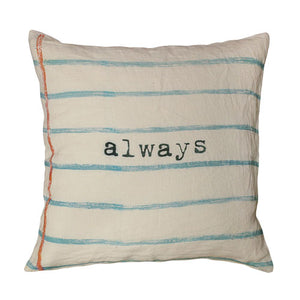 Always Accent Pillow