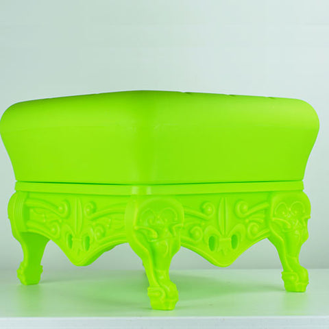 trudy ottoman in lime