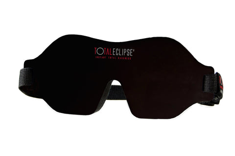 1/4 front view image of TOTAL ECLIPSE - FACEmask