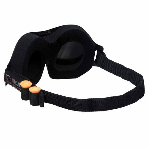 3/4 rear view image of TOTAL ECLIPSE - Whiteboard Sleep Mask
