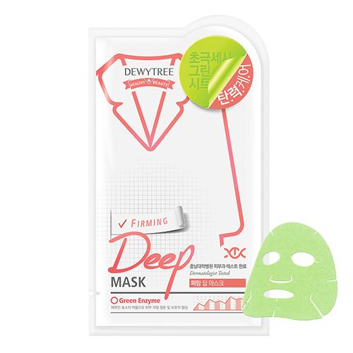 DEWY TREE Firming Deep Mask - FLETNA Korean Cosmetics