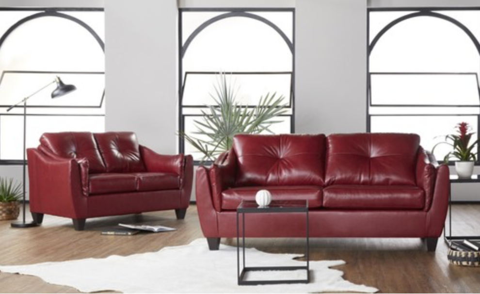 75450 Sofa Loveseat Phoenix Hughes Furniture Outlet Ashley