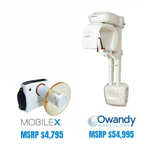 Affordable 2D & 3D X-Ray Imaging, practical & convenient for all!