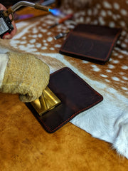 Tommy Woods Long Leather Wallet