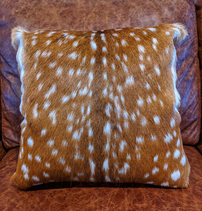 "Axis Hide Pillow 18"" by 18"""