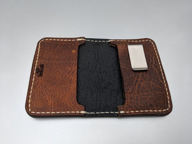 Dry Fly Leather Wallet